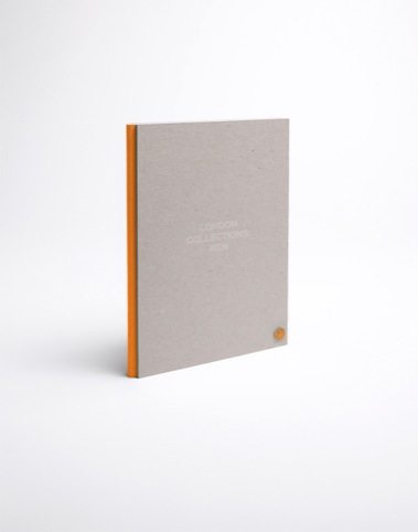 London Collections Men book