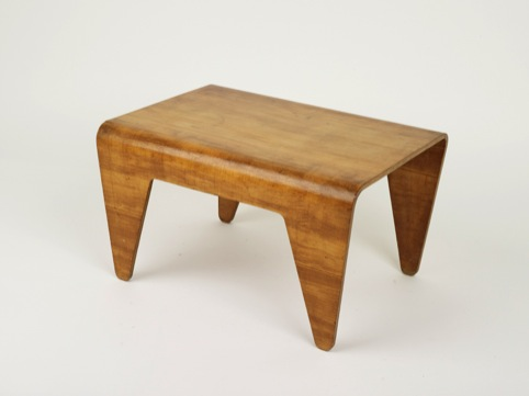 Low Table, by Marcel Breuer