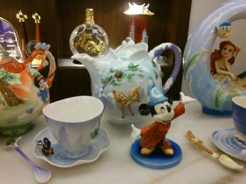 Franz Disney porcelain