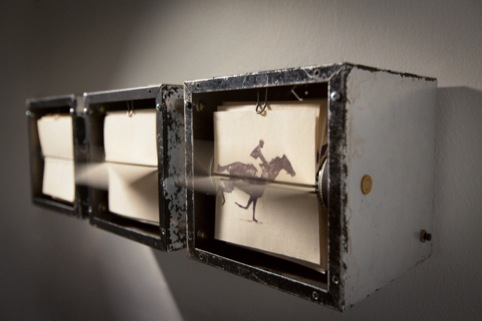 Horse In Motion, mechanical flipbook