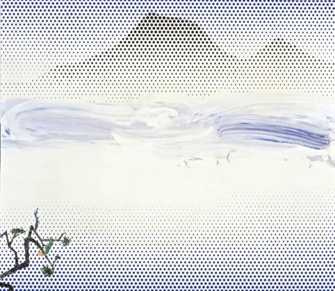 Landscape In Fog 1996