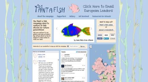 Paintafish