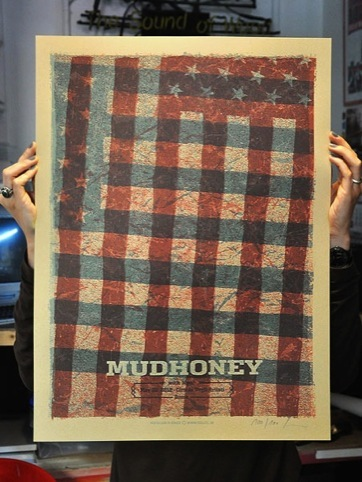 Mudhoney: Lars Krause, Dresden, Germany
