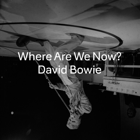 Where are we now single cover