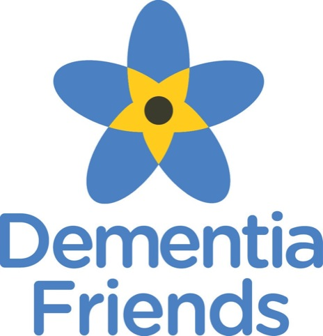The Dementia Friends identity designed by Addison