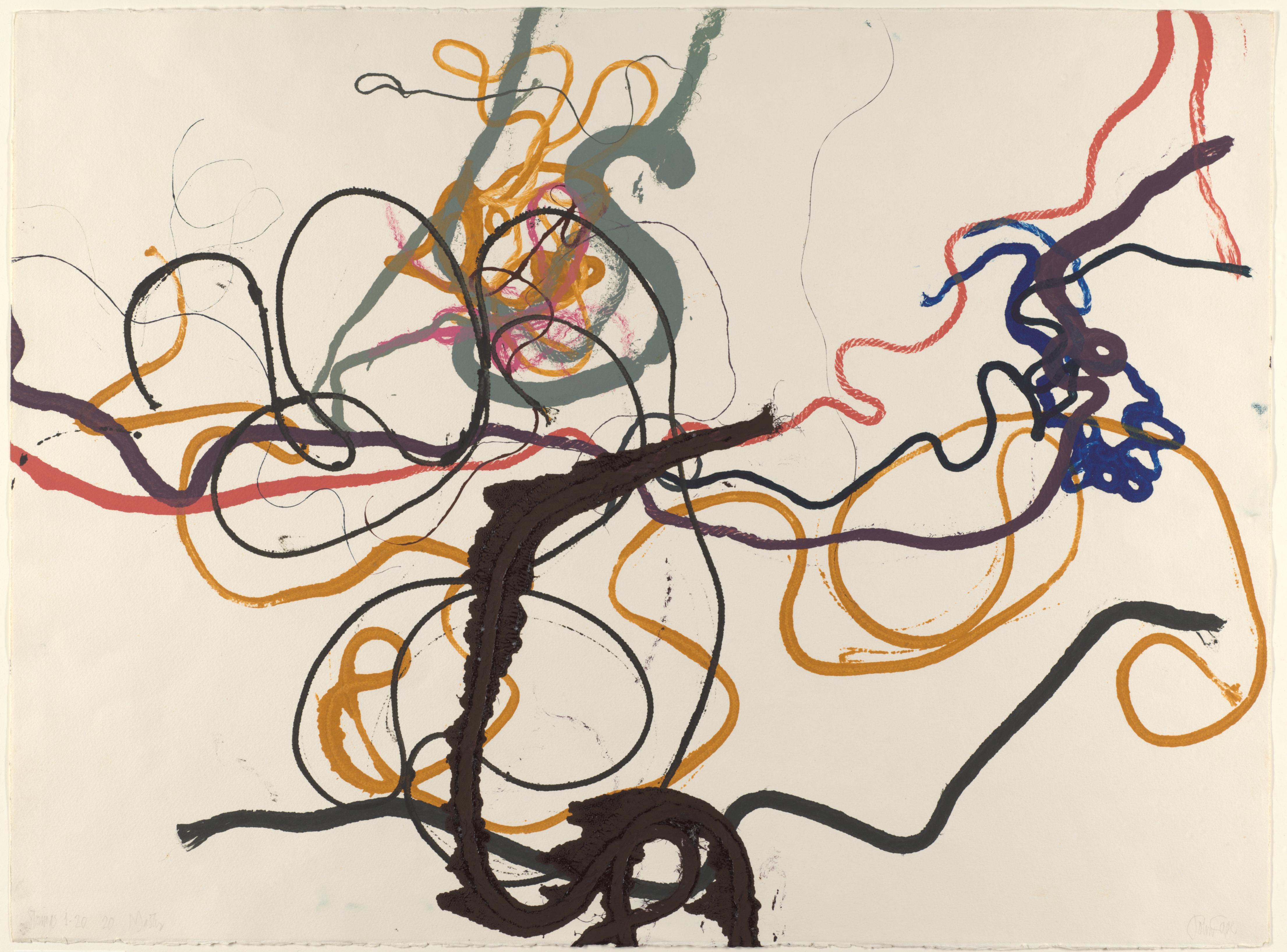 John Cage Strings 1-20, 1980