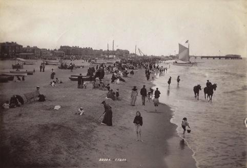Postcard, Great Yarmouth 1893
