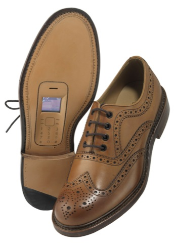The brogue option, available on an 18 month contract