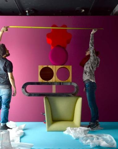 Making the balanced installation