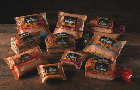 The Newburn Bakehouse range