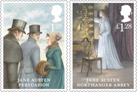 Persuasion and Northanger Abbey
