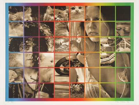 Peter Phillips Esq. Six Times Eight, Dreaming, 1974