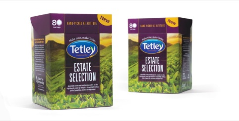 Tetley Estate Selection