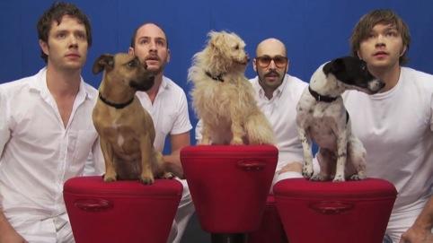 Ok Go - White Knuckles