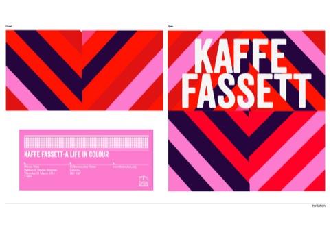 Kaffe Fassett invite