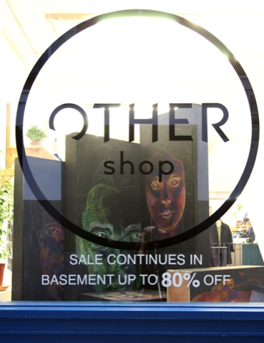 The OTHER shop window