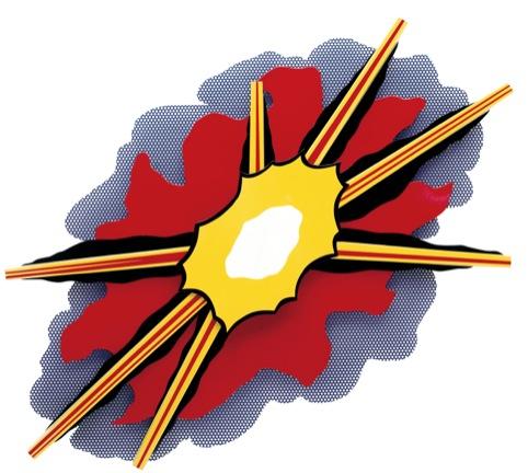Wall Explosion II 1965