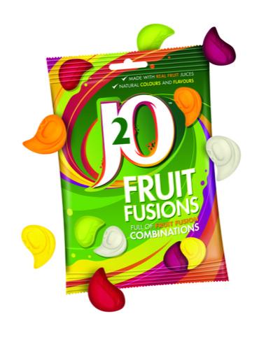 J2O Fruit Fusions
