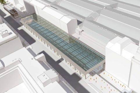 Paddington Station Design