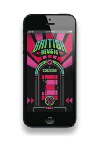 British Music app