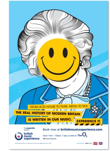 British Music Experience campaign