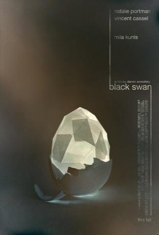 Tomasz Opasinski's Black Swan poster