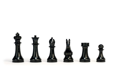 Daniel Weil Redesigns The Chess Set