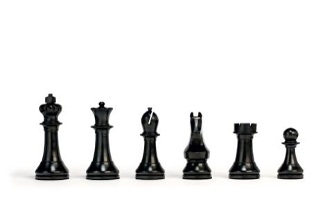 Black pieces