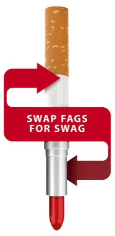 Swap Fags for Swag