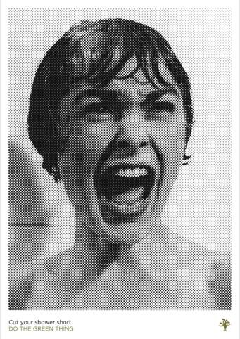Cut Your Shower, by Michael Bierut