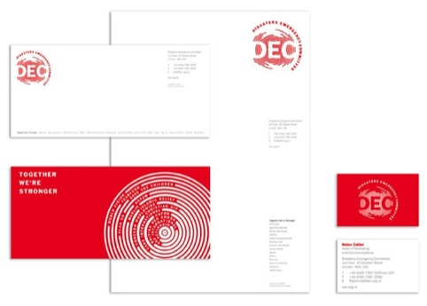 DEC stationery