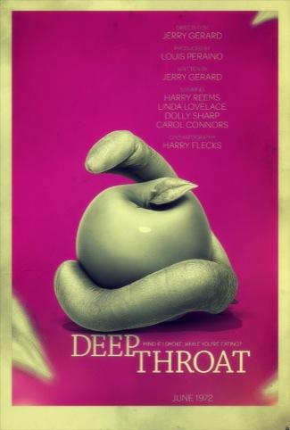 Tomasz Opasinski's Deep Throat poster