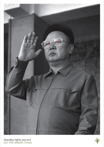 Evil Standby Kim, by Joe Stephenson