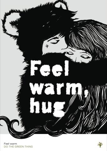 Hug, by Eddie Opara