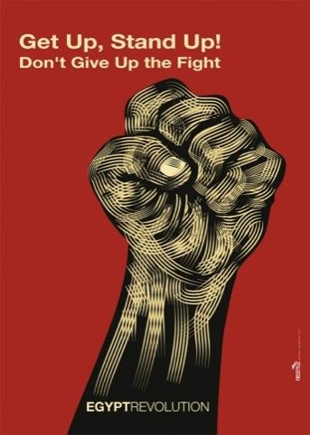 Egypt Revolution, by Michael Thompson