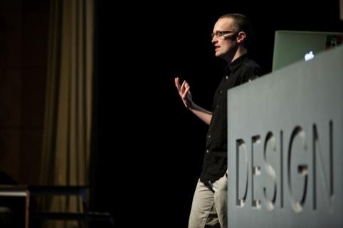 Ben Terrett at Design Indaba