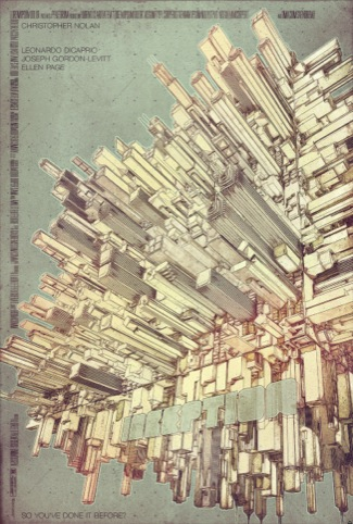 Tomasz Opasinski's Inception poster