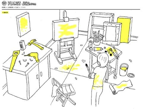 Jiro's Studio