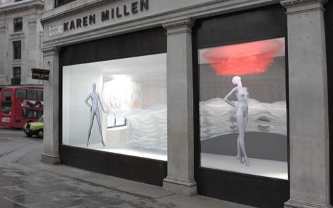 Karen Millen and Mamou-Mani