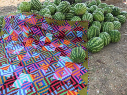 Marquee Chevrons Quilts