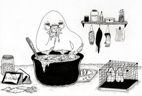 Pesadelo by Mariana Moyses