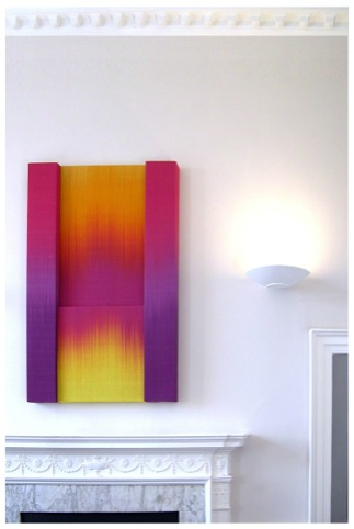 Ptolemy Mann, After Rothko, Feilden and Mawson Commission at Somerset House, 2008