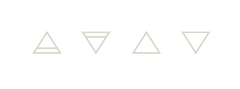 The Clove Club branding symbols