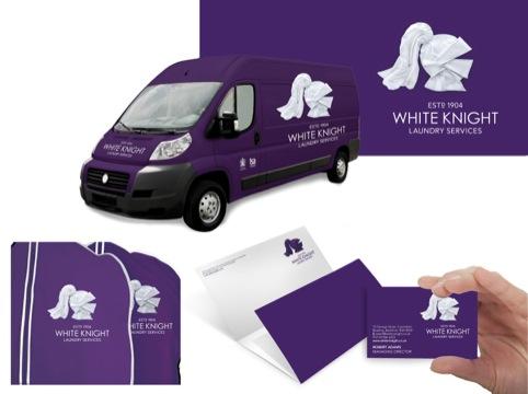 White Knight identity applications