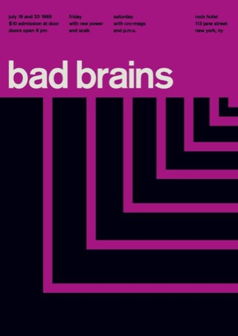 Swissted: Bad Brains