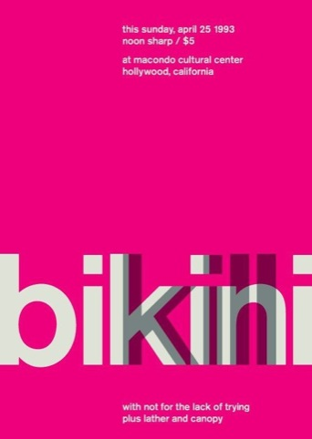 Swissted: Bikini Kill