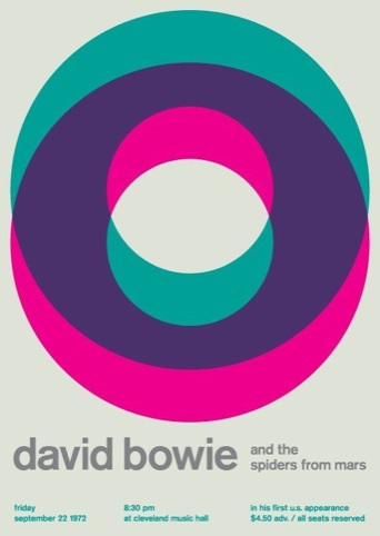 Swissted: David Bowie