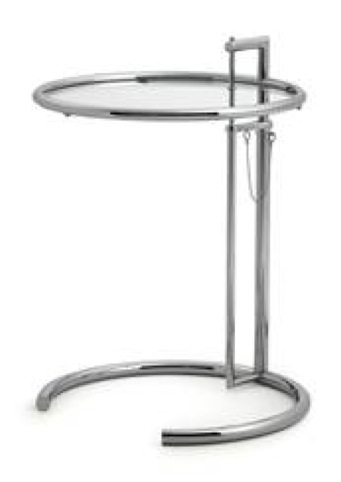 Height adjustable table 1927
