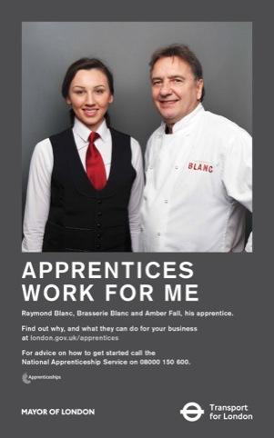 Apprentices campaign