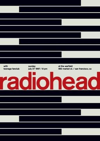 Swissted: Radiohead